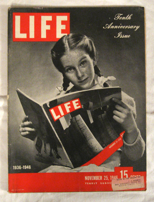 My Love Affair With LIFE (Magazine) - The Collector GeneThe ...