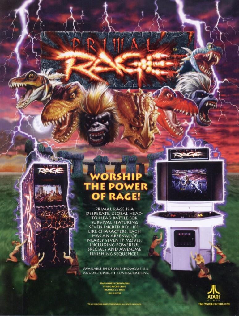 Primal Rage Necrosan: A Terrifying 90s Figure that's ...