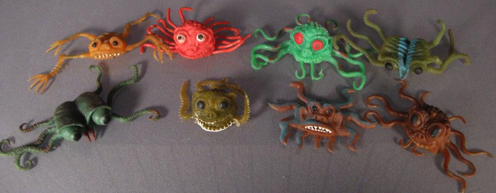 Octopus/ Spider Jigglers