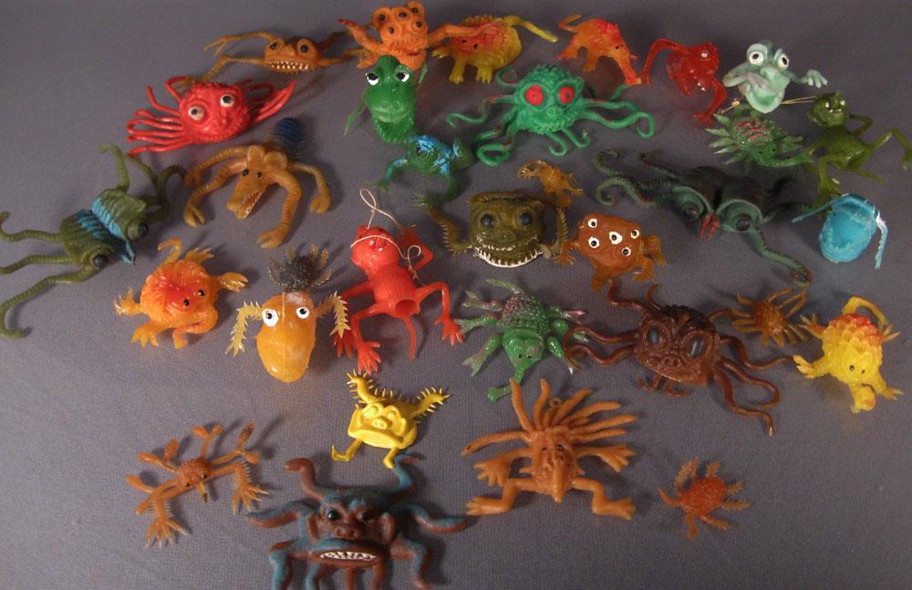 Gumball Machine Monster Jigglers