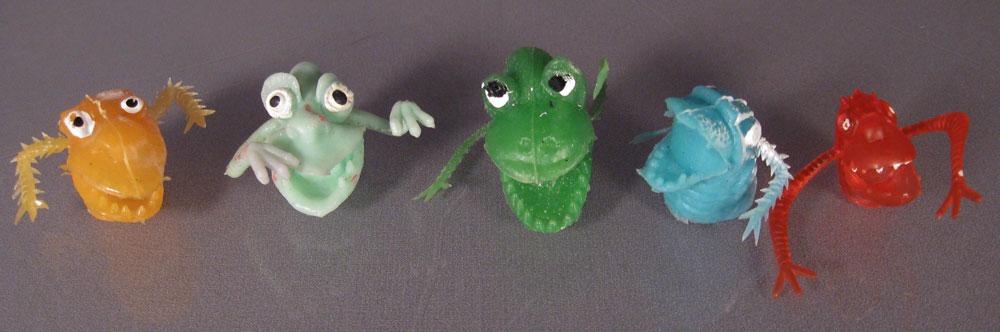 Finger Puppet Jigglers