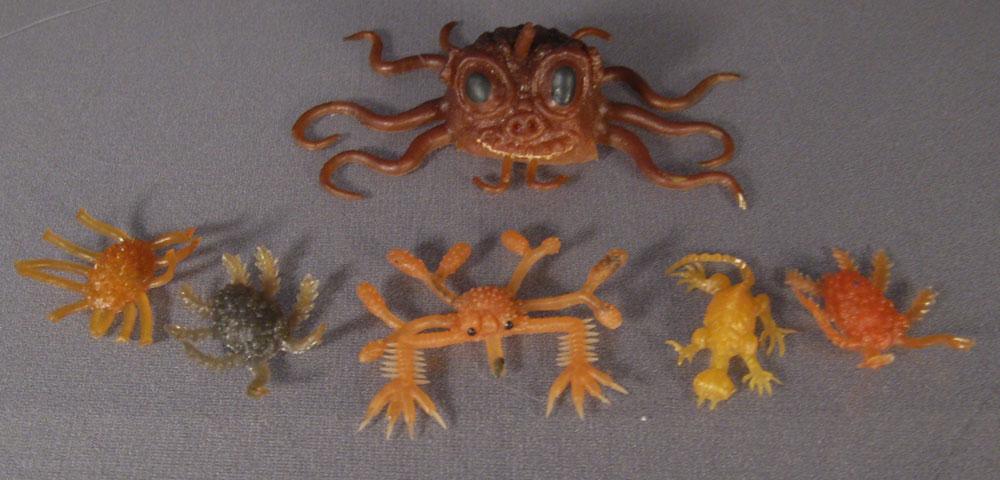 Tiny Jiggler Monsters